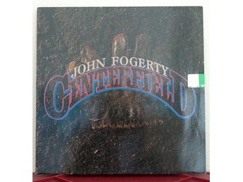 LP. JOHN FOGERTY - CENTERFIELD.