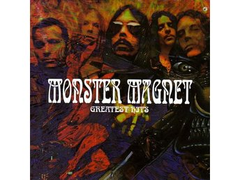 CD -Monster Magnet ‎– Greatest Hits - DOUBLEALBUM