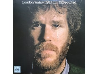 LOUDON WAINWRIGHT lll LP. UNREQUITED. US PRESSNING 1975.