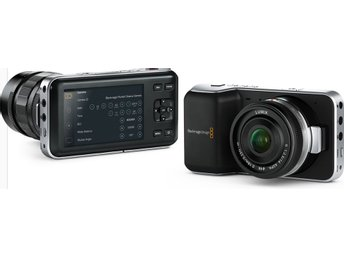 Blackmagic pocket cinema camera - BMPCC