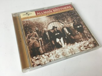 CD-skiva - Allman Brothers - The Universal Masters Collection - 1999