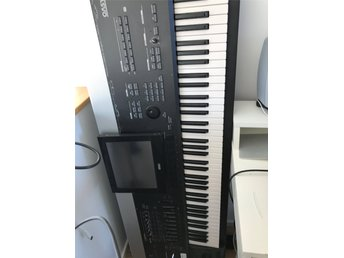 KORG Oasys synthesizer
