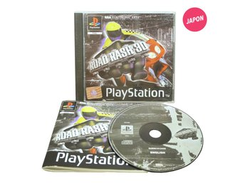 Road Rash 3D (EUR / PS1)