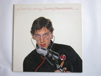 Randy Vanwarmer -Beat of love LP Bearsville Sweden 1981