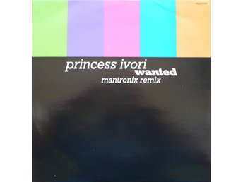 "Princess Ivori – Wanted remix (Supreme 12"")"
