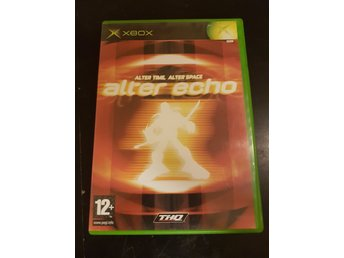 Alter Echo Xbox PAL