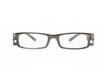 MAURITZ GREY LED READING GLASSES 00ab1061ea010