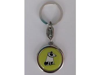lisa larson nyckelring