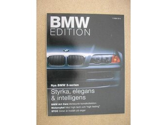 Tidning BMW Edition 1998 Nr.1