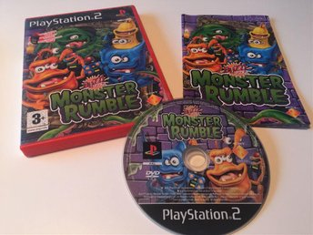 Playstation 2 (PS2) Buzz Junior Monster Rumble