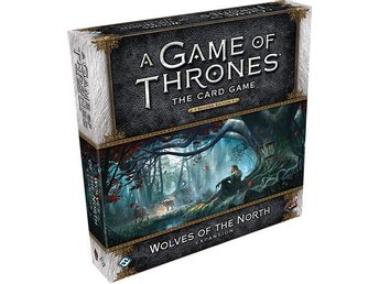A Game of Thrones: Wolves of the North - Kortspel