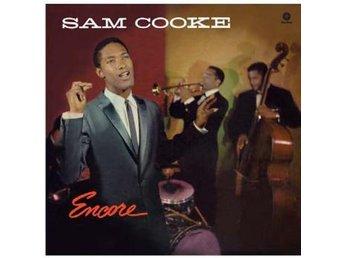 Cooke Sam: Encore ( 2 bonus tracks) (Vinyl LP) - Nossebro - Cooke Sam: Encore ( 2 bonus tracks) (Vinyl LP) - Nossebro