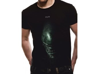 ALIEN COVENANT - RUN (UNISEX)  T-Shirt - Large