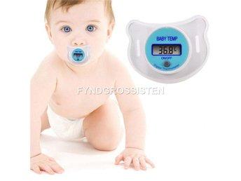 Febertermometer napp blå (347511686) ᐈ Köp på Tradera