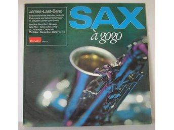 James Last Band.  Sax a gogo.