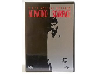 Scarface - Special Edition - Al Pacino - 2-Disc - DVD