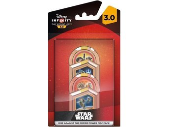 Disney Infinity Rise Against the Empire Power Disc Pack 3.0