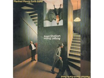 LP Manfred Mann´s Earthband Angel station