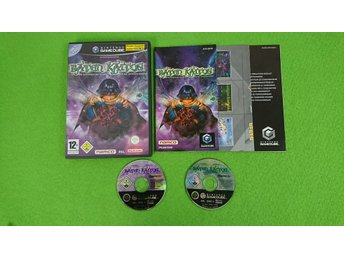 Baten Kaitos Eternal Wings and the Lost Ocean Gamecube Nintendo Game Cube