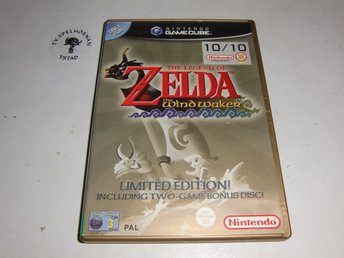 Zelda the Windwaker Limited edition  SWE