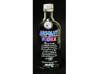 ABSOLUT Andy Warhol  VODKA