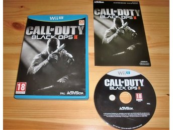 Wii U: Call of Duty Black Ops II 2