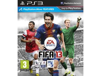 FIFA 13 - PLAYSTATION 3 SPEL