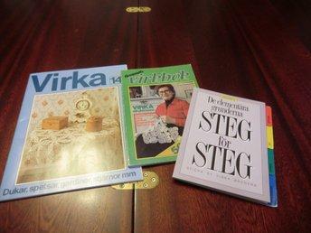 Virka mandalor  Haafner Linssen - bok med 30 va.. (335692141) ᐈ Köp ... 4222440d07e4e