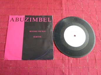 ABUZIMBEL, BEYOND THE SUN,  MINI LP, LP-SKIVA