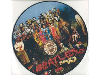 Bild LP Beatles-Sgt. Pepper's Lonely Hearts Club Band