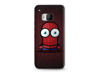 Cartoon Hårdskal HTC One M9 - Spiderman