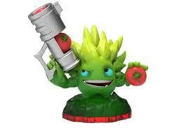 Skylanders Wii PS3 PS4 Figurer TRAP TEAM -  FOOD FIGHT