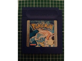 Pokémon Blue - Nytt batteri