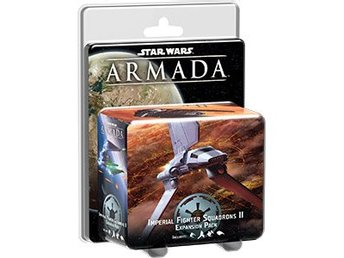 Star Wars Armada: Imperial Fighter Squadrons II - Brädspel
