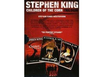 Children of the Corn Trilogi # Stephen King # - Höganäs - Children of the Corn Trilogi # Stephen King # - Höganäs