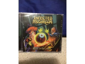 Infected Mushroom - Return To The Sauce - Ny CD
