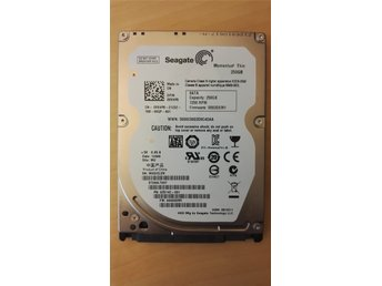 "2.5"" SEAGATE Montentus Thin 250GB"