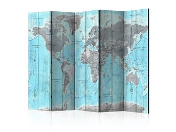 Rumsavdelare - Wooden Travels Room Dividers 225x172