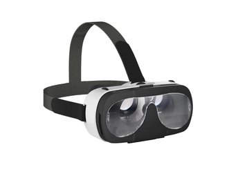 VR-Glasögon 3D Headset - Transparant