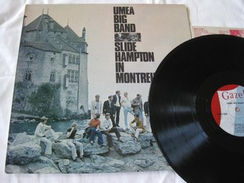 UMEÅ BIG BAND SLIDE HAMPTON IN MONTREUX