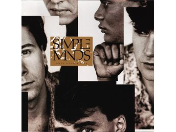 Simple Minds. Once Upon A Time. Vinyl Music LP.