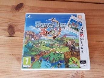 Fantasy Life 3DS & 2DS