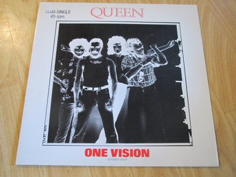QUEEN - One Vision +1, KANONSKICK!