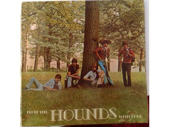 The Hounds LP From The Hounds With Love