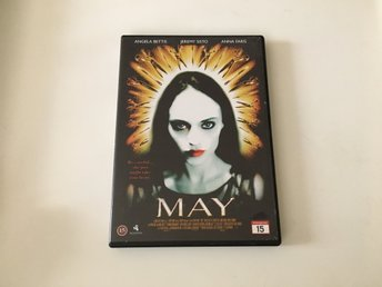 May (DVD film) thriller - Angela Bettis - Jeremy Sisto - Anna Faris