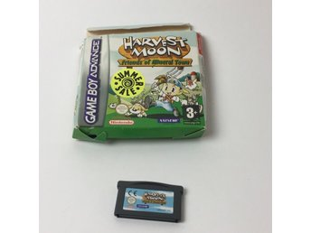 Nintendo, Game Boy Advance Spel, Harvest moon Friends of mineral town
