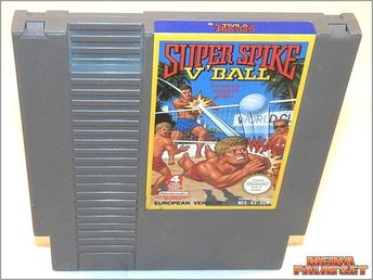 Super Spike Vball (NES/SCN)