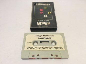 Pathfinder *TESTAD* ZX Spectrum - 1983 - Widgit Software