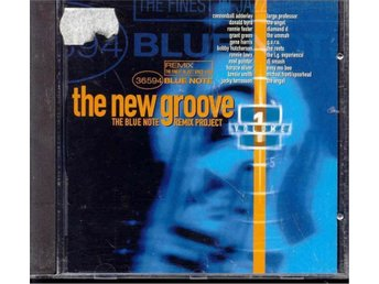 The new groove - The blue note remix project Vol. 1