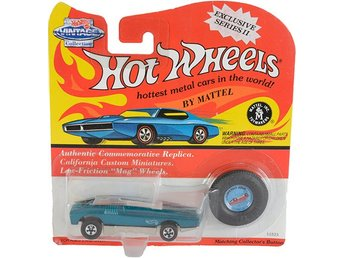 Whip Creamer Hot Wheels #11523 Vintage Collection